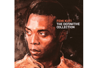 Femi Kuti - THE DEFINITIVE COLLECTION - (CD)