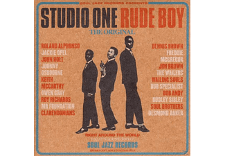 SOUL JAZZ RECORDS PRESENTS/VARIOUS - Studio One Rude Boy - (Vinyl)