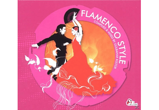 VARIOUS - Flamenco Style - (CD)