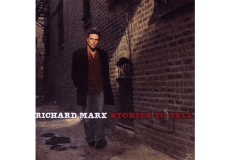 Richard Marx - Stories To Tell - (CD)