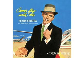 Frank Sinatra - Come Fly With Me/Come Dance - (CD)