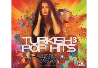VARIOUS - Turkish Pop Hits 3 - (CD)