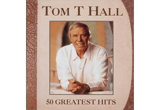 Tom T. Hall - 50 Greatest Hits - (CD)