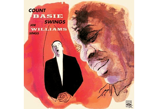 Basie, Count & Williams, Joe - Count Basie Swings&Joe Williams Sings - (CD)