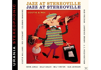 Cootie & Rex - Jazz At Stereoville - (CD)