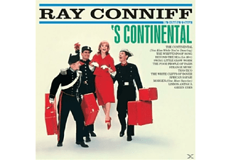 Ray Conniff - S'Continental/So Much In - (CD)