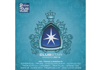 VARIOUS - Clubstar Sessions 2013 - (CD)