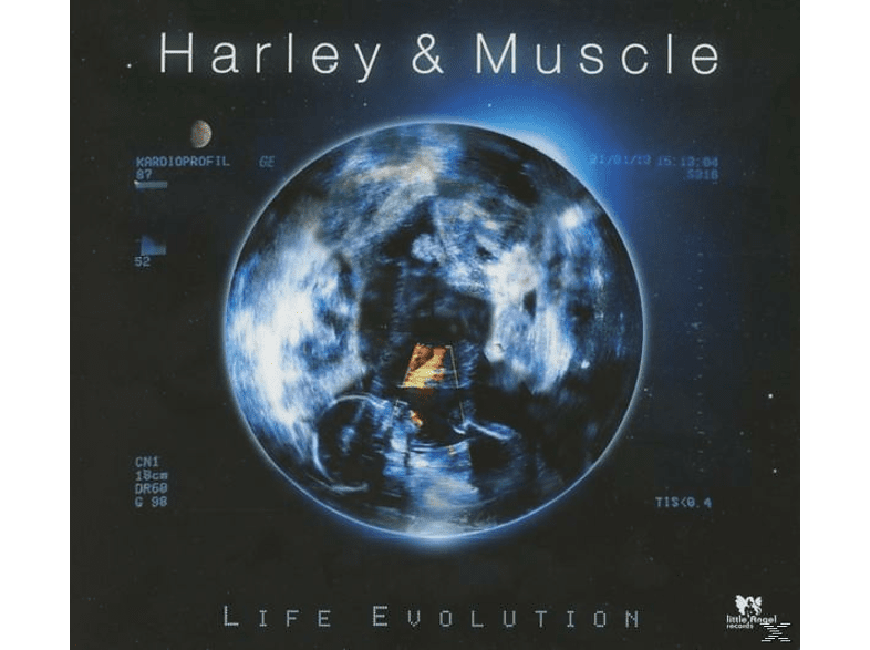 Harley & Muscle - Life Evolution [CD]