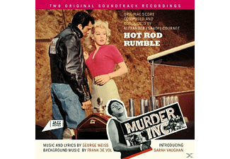 George Weiss, OST/VARIOUS - Hot Rod Rumble/Murder Inc. - (CD)