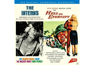 Leith Stevens, OST/VARIOUS - Interns/Hello To Eternity - (CD)