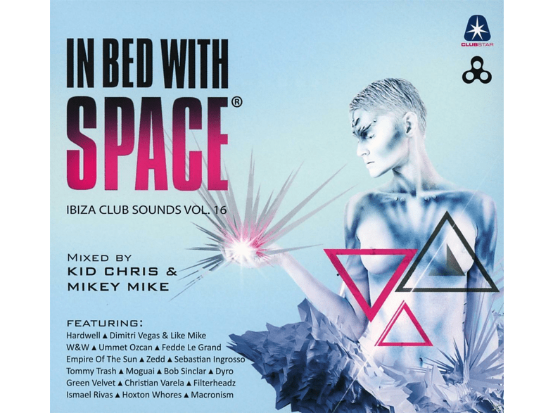 VARIOUS - In Bed With Space - Ibiza Club Sounds Vol. 16 [CD]