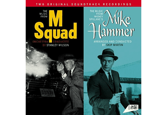 O.S.T. - M Squad/Mike Hammer - (CD)