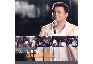 A.R. Rahman - Connections - (CD)