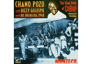 Pozo,Chano/Gillespie,Dizzy - The Real Birth Of Cubop - (CD)