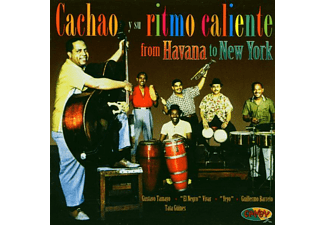 Cachao Y Su Ritmo Caliente - From Havana To New York - (CD)