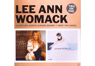 Womack Lee Ann - Something Worth Leaving Behind - (CD)