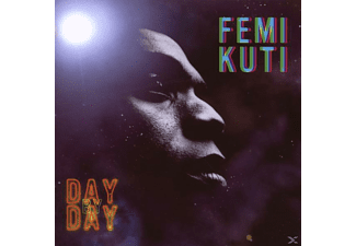 Femi Kuti - Day By Day - (CD)