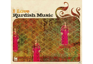 VARIOUS - I Love Kurdish Music - (CD)