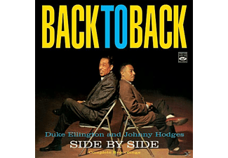 Johnny Hodges - Back To Back - (CD)