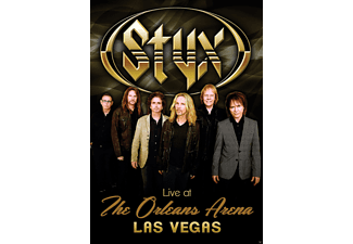 Styx - Live At The Orleans Arena Las Vegas - (DVD)