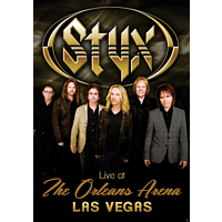 Styx - Live At The Orleans Arena Las Vegas [DVD]