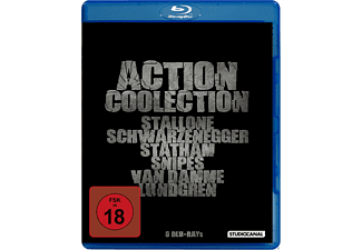 Action Collection - (Blu-ray)