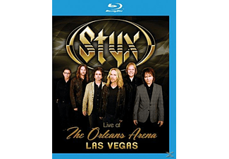 Styx - Live At The Orleans Arena Las Vegas - (Blu-ray)