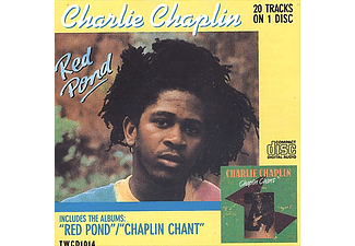 Charlie Chaplin - Red Pond / Chaplin Chant (CD)