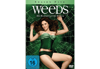 Weeds - Staffel 5 - (DVD)