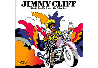 Jimmy Cliff - Harder Road to Travel - The Collection (CD)