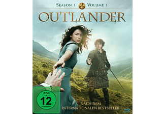 Outlander - Staffel 1.1 [Blu-ray]