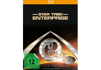 Star Trek: Enterprise - Die komplette Serie - (Blu-ray)