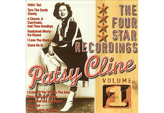 Patsy Cline - The Four Star Recordings Vol.1 (CD)