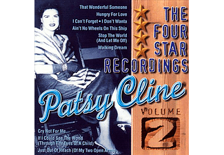 Patsy Cline - The Four Star Recordings Vol.2 (CD)