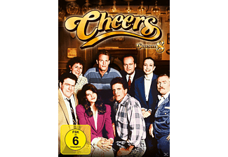 Cheers – Staffel 8 [DVD]