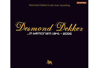 Desmond Dekker - In Memoriam 1941-2006 (CD)
