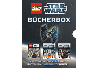 LEGO Star Wars Bücherbox mit TIE-Fighter, Science Fiction (Broschur)