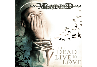 Mendeed - The Dead Live By Love (Re-Release) - (CD)