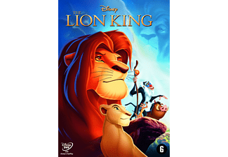 Lion King DVD