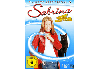 Sabrina - Total verhext! (Staffel 5, Folgen 98-119) [DVD]