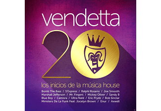 VARIOUS - Vendetta 20 - (CD)
