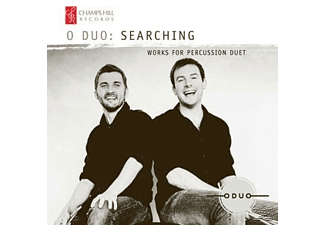 O Duo - Searching-Works For Percussion Duet [CD]