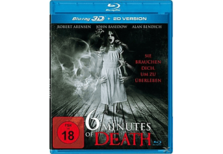 6 Minutes Of Death - (3D Blu-ray)
