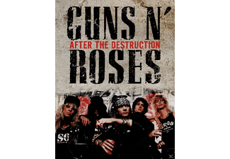 Guns n' Roses - After The Destruction - (DVD)