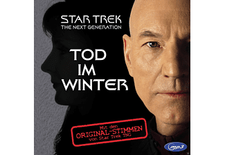 Tod Im Winter - 2 MP3-CD - Science Fiction/Fantasy