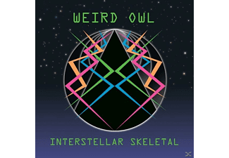 Weird Owl - Interstellar Skeletal [Vinyl]
