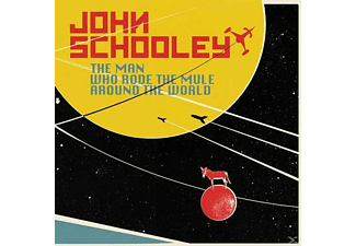 John Schooley - The Man Who Rode The Mule Around TH - (LP + Bonus-CD)