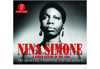 Nina Simone, VARIOUS - Nina Simone & Other Sisters Of The 1950s - (CD)