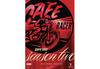 Cafe Race - We Ride Again - Staffel 2 [DVD]