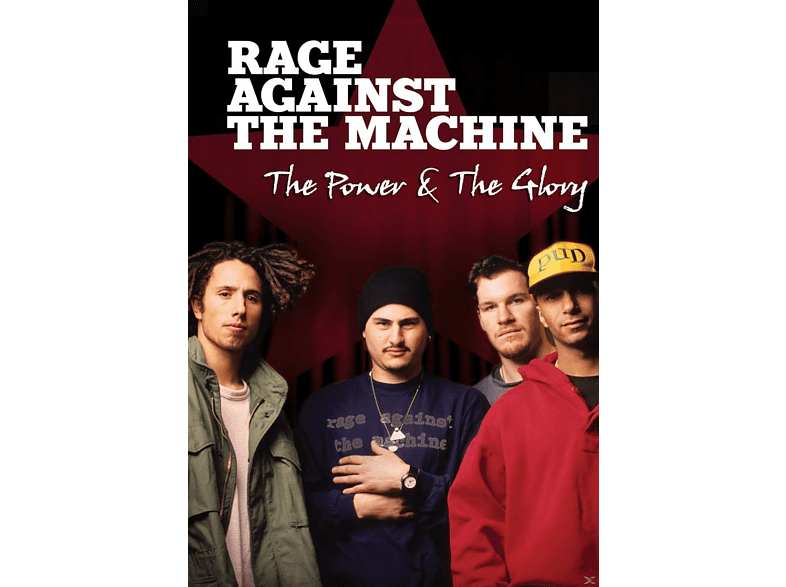 Rage Against The Machine: The Power & The Glory [DVD]